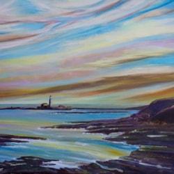 St Marys Lighthouse.