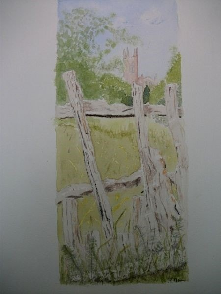 Rustic fence 2