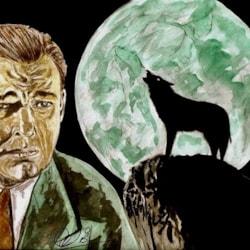 """Lon Chaney Jr. """" Wolfman"""""""