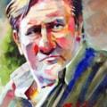 """Gerard Depardieu - 12""""x9"""""""