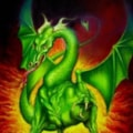 The Geen Dragon