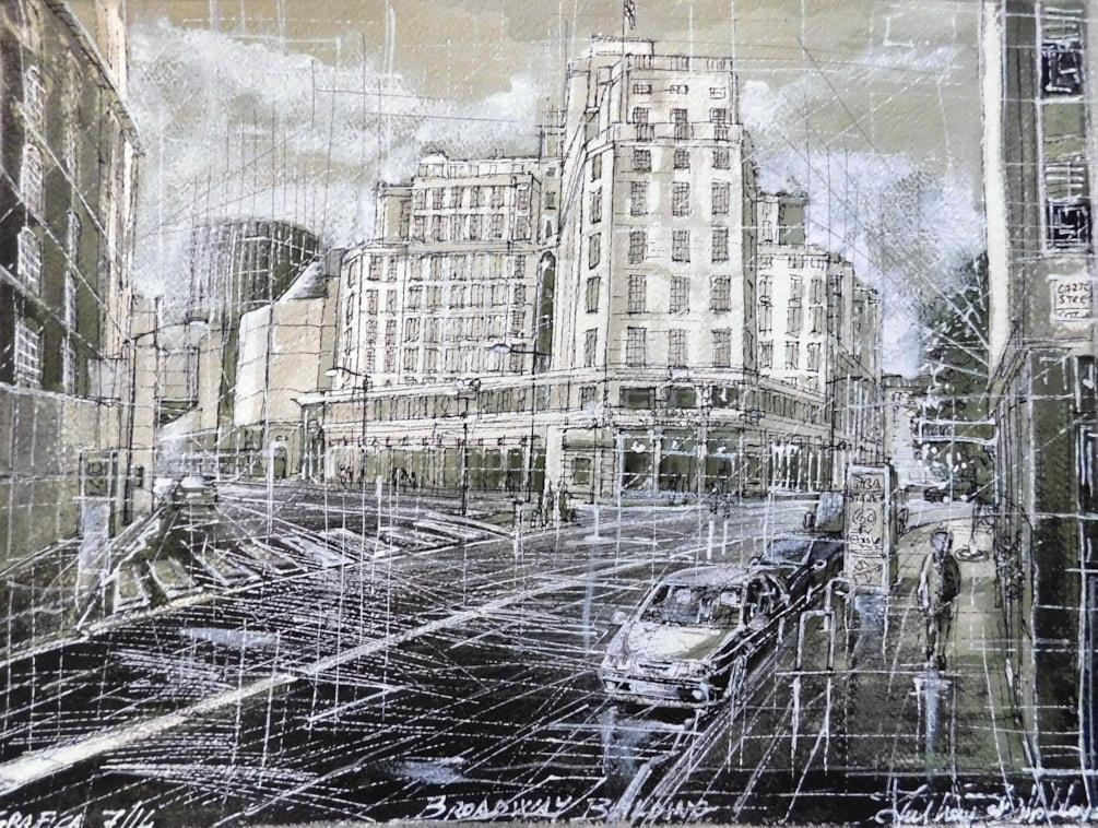 55 Broadway Building, London