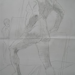 Life Drawing in Coventry. Third Week.