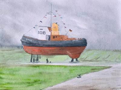 20191013 Stier Bremerhaven