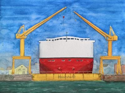 20191023 Kaiserdock Bremerhaven