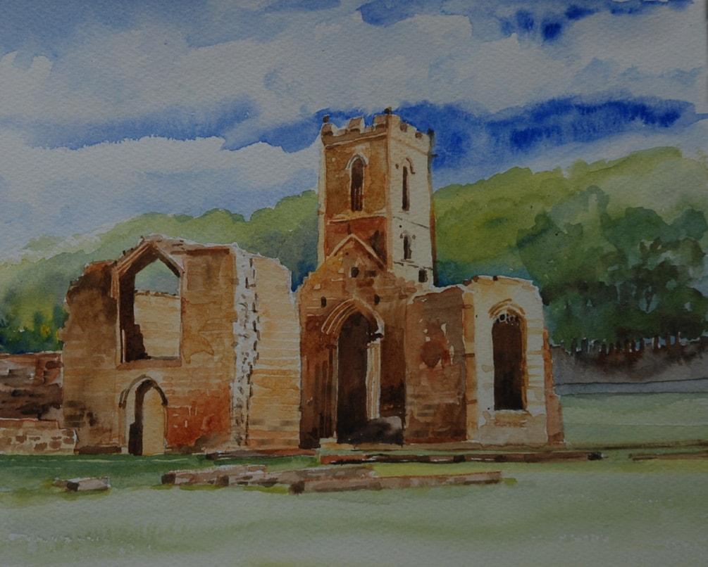 2020-07-10 Mount Grace Priory