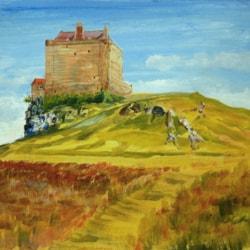 2020-07-13 Duart Castle, Isle of Mull#2