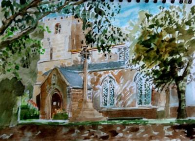 2020-09-16 St Lawrence Hallgarth Pittn