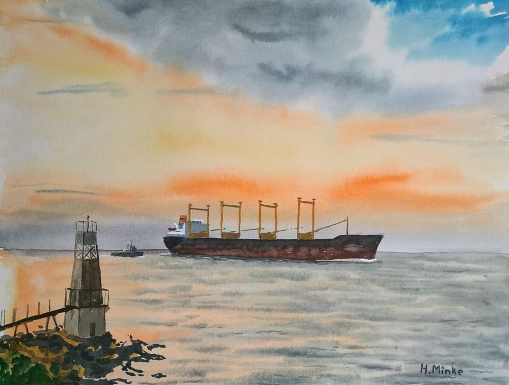 20200129_Shipspotting Battery Point