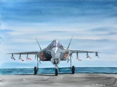 20200229_Jet Fighter