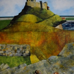 2020.02 Lindisfarne Castle 1