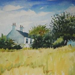 2021-08-21 Cottage at Girthon