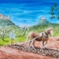 20210401_Feldarbeit mit Pferd Arta