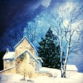 Cold Winters Evening