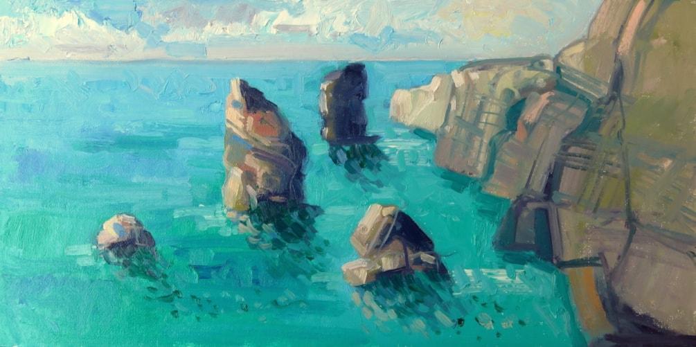 Stack Rocks 4 - Pembrokeshire.