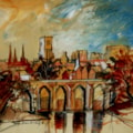 Durham Skyline.