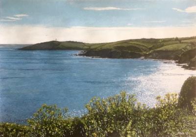Gribbin Head, Cornwall