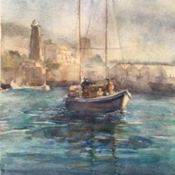 Evening Sail Estepona Port