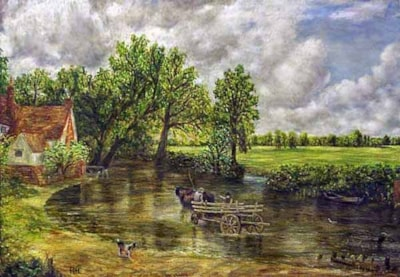 The Haywain - A Tribute to John Constable