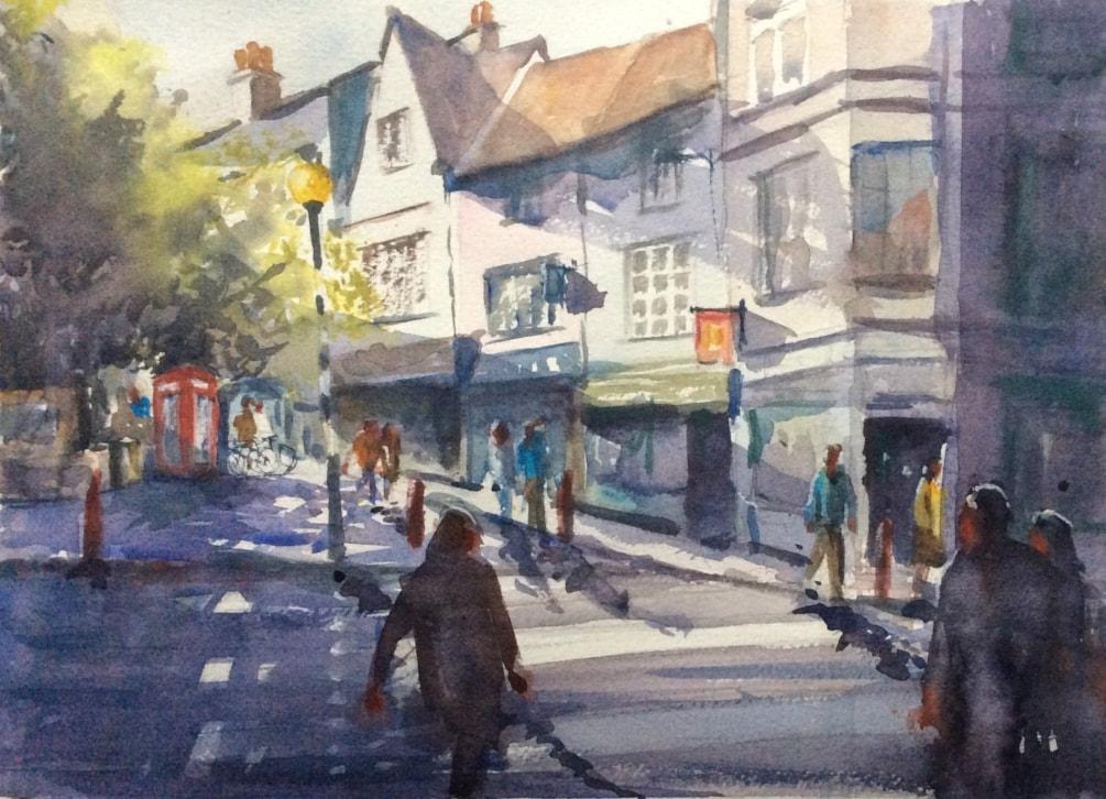 Saturday in Norwich