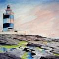 Hook Head lighthouse. S. Ireland