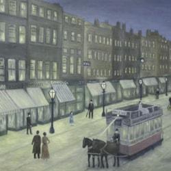 Market Street ,Manchester - 1890