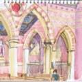 All Saints church Putney