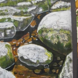 the Meeting of the Waters Dartmoor