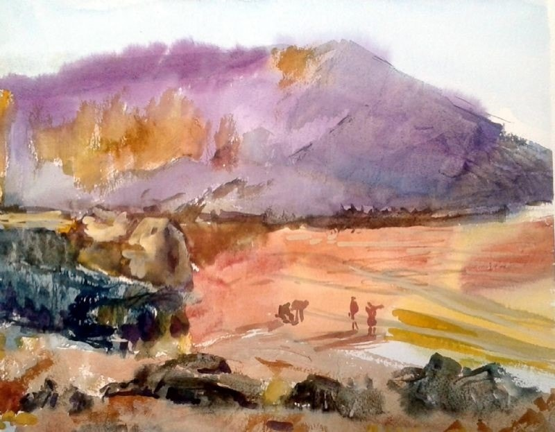 Beach at Tunstall