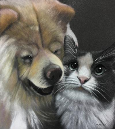 Angel & Kitty