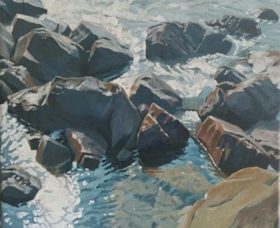 'Cornish Rocks'