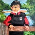 My nephew Swapnanil