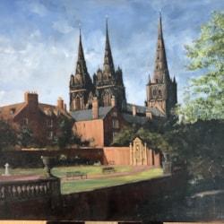 Lichfield Cathedral 2018