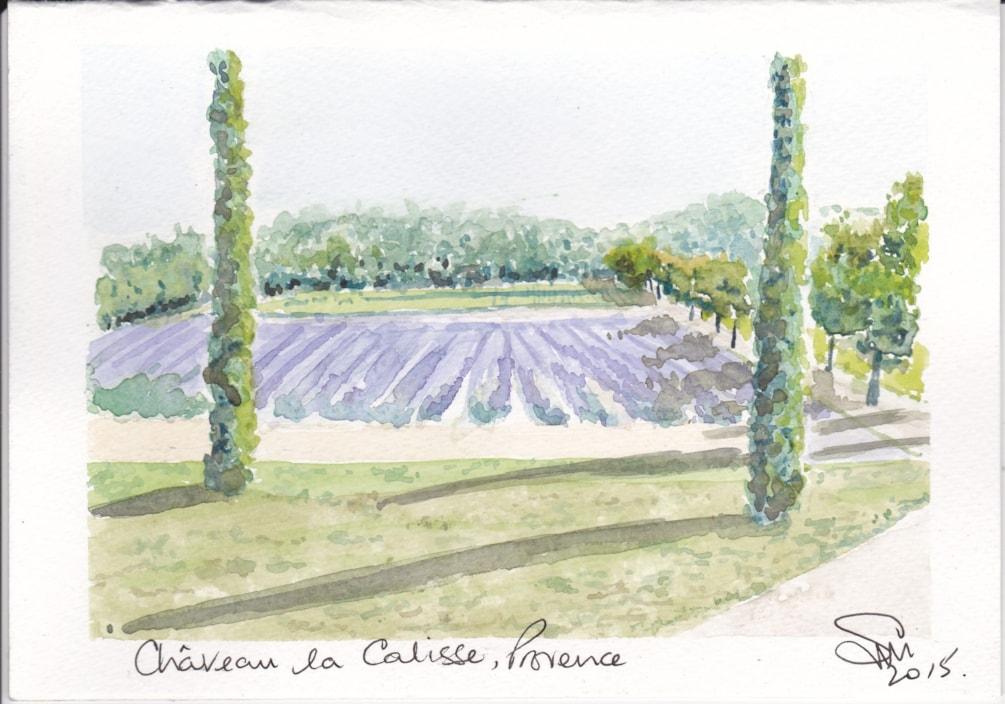 Chateau la Calisse, Var