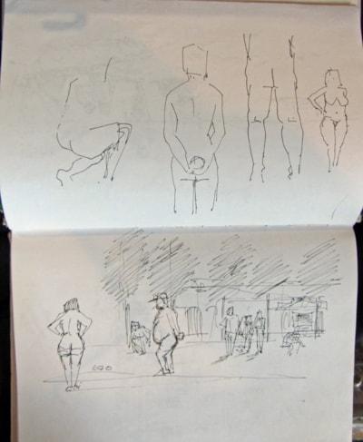 Nusdist Sketching