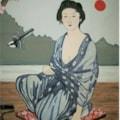 early morning geisha