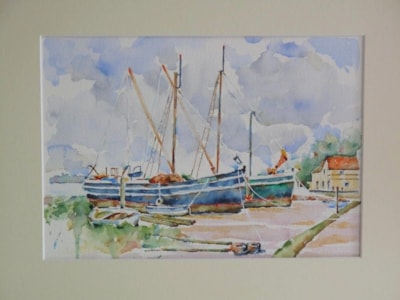 The Butt and Boats at Pin Mill