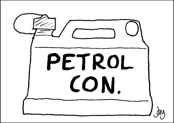Fuel Alert