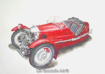 1934 Morgan 3-Wheeler