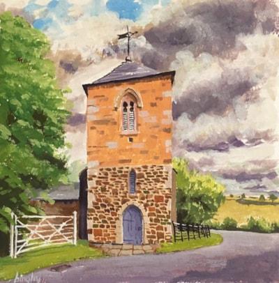 St Luke's Chapel, Newton Harcourt, Leicestershire