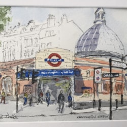 Kennington Station