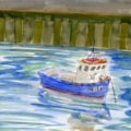 Harwich Quay - Leisure Painter Project
