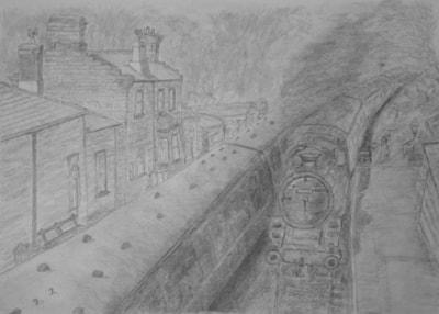 Goathland Station, NYMR