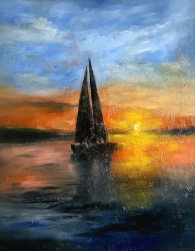 The lonesome boatman 3