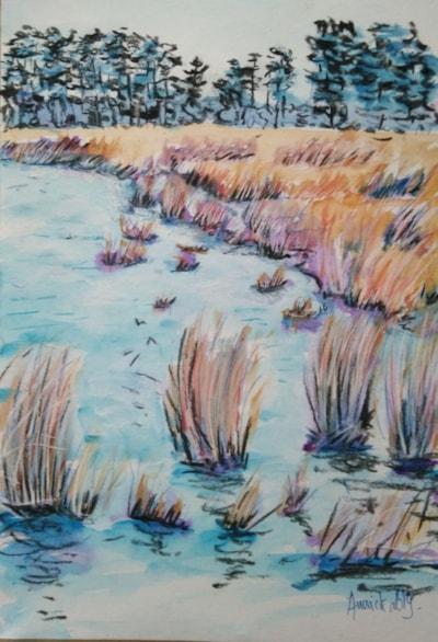 Reeds .