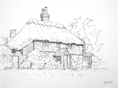 Sussex cottage