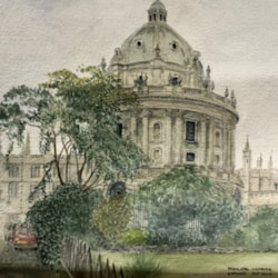 The Radcliffe Camera Oxford