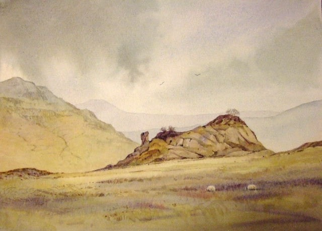 Fox Bield, Birker Fell, Eskdale ,Cumbria