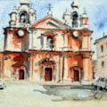 St. Pauls Cathredral Mdina