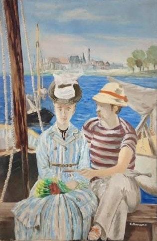 After Edouard Manet